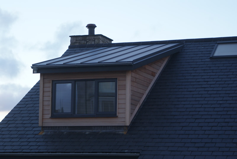 loft conversion ideas low roof - Tata Steel Roofing Systems North Wales Gwyndaf Pritchard